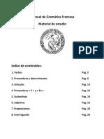 Manual de Gramática Francesa