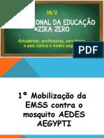 Os Números Do Aedes Aegypti