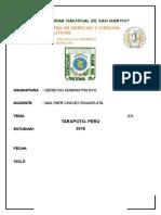 Informe Art 308 A