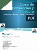 Curso de Perforación y Voladura_Modulo 1