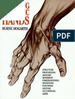 Drawing Dynamic Hands-Burne Hogarth