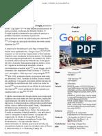 Google – Empresa