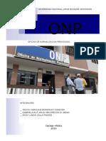 Oficina de Normalizacion Previsional