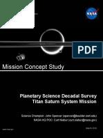 18 Titan Sataurn System Mission Final