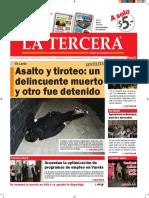 LA TERCERA 14.07.2016