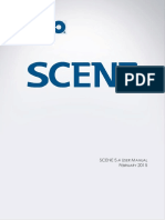 Scene Users Manual