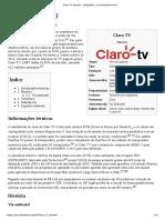 Claro TV (Brasil)
