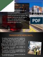 Contrato de transporte 1