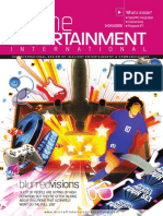 Airline Entertainment International 2010