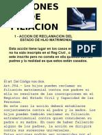 ACCIONES DE FILIACION.pps