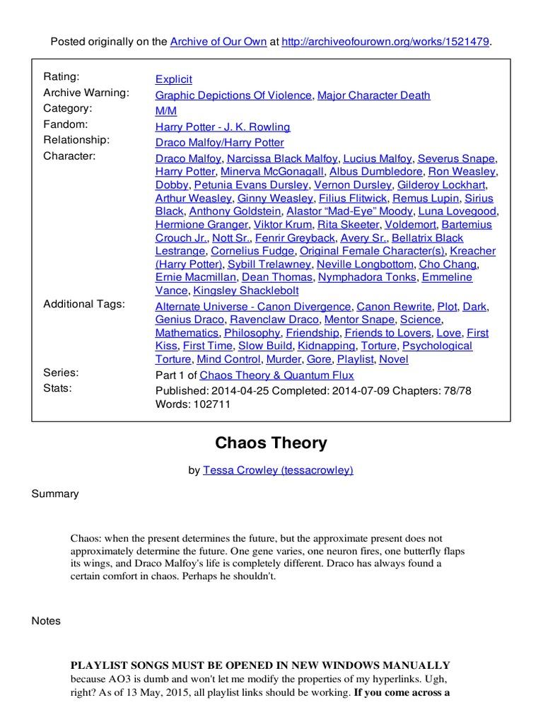 Chaos Theory  e1eb3262158c