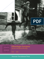 Ethnologia Europaea – Journal for European Ethnology