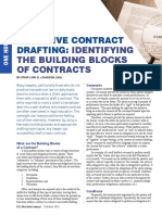 NevLawyer Oct 2013 Effective Contract Drafting