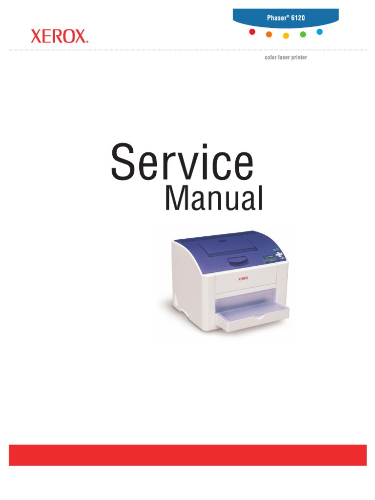 Xerox Phaser 6120 Service Manual | Electrostatic Discharge |  Electromagnetic Interference