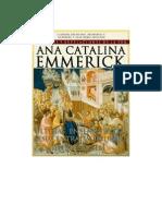 Visiones y Revelaciones de Ana Catalina Emmerick - Tomo X