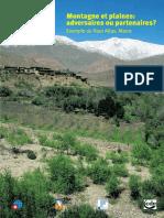 Montagne Et Plaines Adversaires Ou Parteaire Haut Atlas Suisse