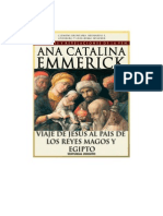 Visiones y Revelaciones de Ana Catalina Emmerick - Tomo IX