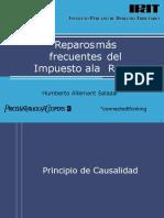 REPAROS I.R.