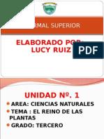 El Reino de Las Plantas LUCY RUIZ