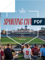 Julie Kendrick for MN Meetings + Events -- Have a ball at a Minnesota sports stadium
