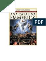Visiones y Revelaciones de Ana Catalina Emmerick - Tomo VIII