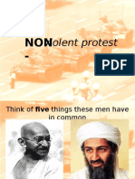 2  non-violent protest  1  pptx