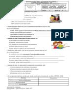Taller No.5 grado 7° Complementos del verbo (1)