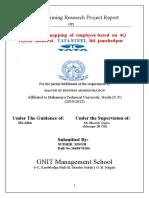 Documents.mx Sudhir Internship on Tata Steel Jamshedpur Skills Mapping