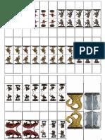 D&D Miniatures - Para Imprimir