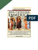 Visiones y Revelaciones de Ana Catalina Emmerick - Tomo VII