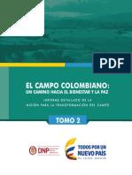 TOMO 2. Informe Misión Rural
