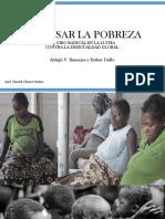 Repensando La Pobreza