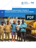 Testing the Implementation Potential of Resource Recovery and Reuse Business Models