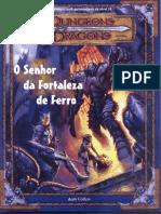 D&D - O Senhor Da Fortaleza de Ferro - Taverna Do Elfo e Do Arcanios