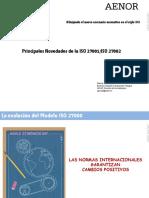 Novedades de La ISO27001 - SO 27002