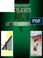 Seminar on Skylights