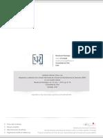 Adaptación y Validación de La Versión Abreviada de La Escala de Autoritarismos de Derechas (RWA) En
