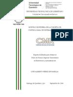 Simulador de Errores de Control y Generador Cmr