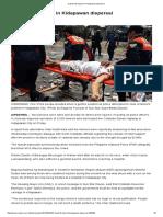 2 Dead, 33 Injured in Kidapawan Dispersal_Sunstar