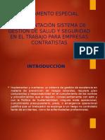 Sistema de Gestion de Riesgos 2015 Septiembre