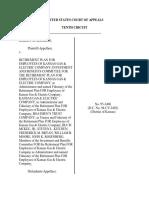 Macklin v. Retirment Plan, 10th Cir. (1996)