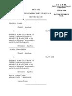 Penry v. Federal Home Loan, 155 F.3d 1257, 10th Cir. (1998)