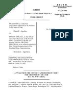 Pharmanex v. Shalala, 10th Cir. (2000)