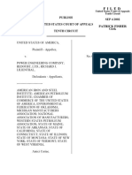 United States v. Power Engineering, 303 F.3d 1232, 10th Cir. (2002)