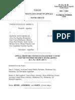 United States v. Soto-Ornelas, 312 F.3d 1167, 10th Cir. (2002)