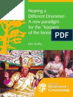 Drummer Glossary