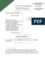 Smittle v. Fidelity Brokerage, 10th Cir. (2003)