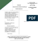 Millsap v. McDonnell Douglas, 368 F.3d 1246, 10th Cir. (2004)