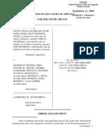 UFCW Local 880 v. Newmont Mining, 10th Cir. (2009)