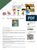 CONTO Uma Noite de São João Especial! - Contos Para Criança Ler, Ouvir e Sonhar!
